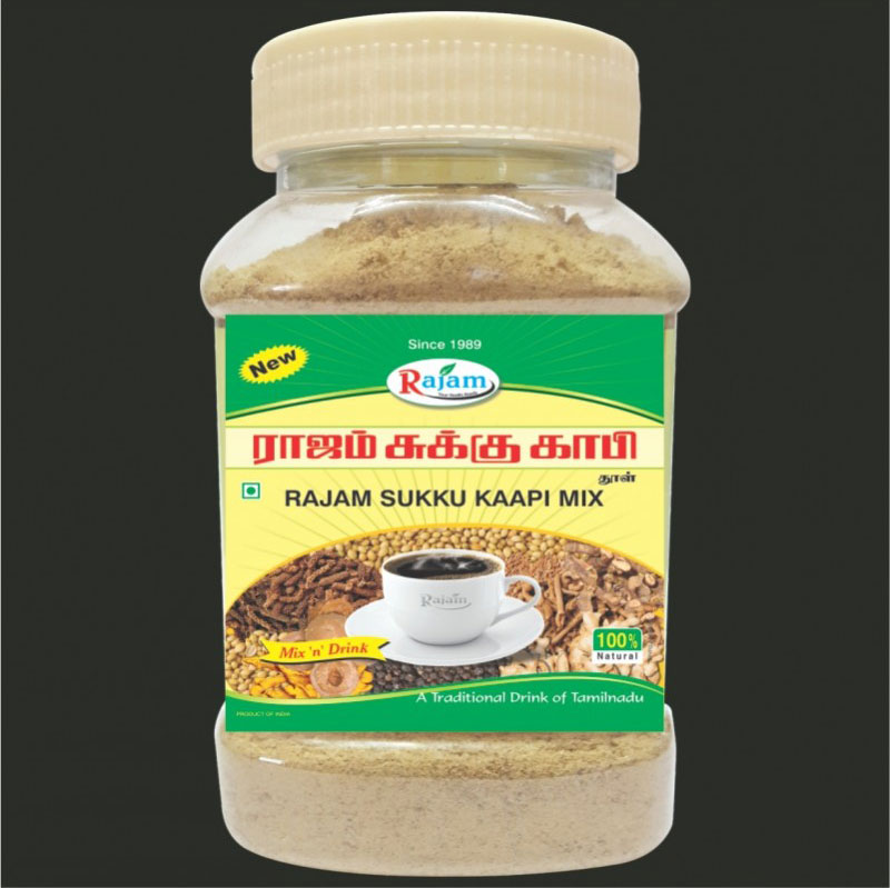 Rajam Sukku Kaapi Powder 200g  Jar