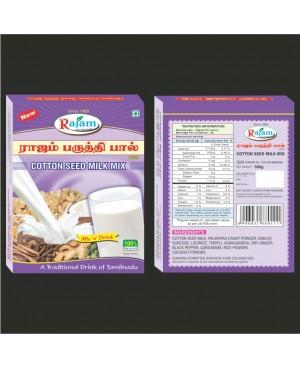Rajam Paruthipal Powder 500g Box