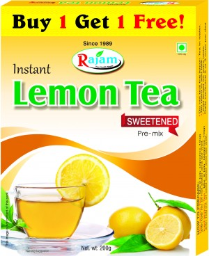 Rajam Lemon Tea 200g Box
