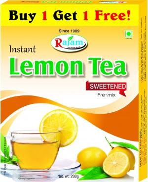 Rajam Lemon Tea 200g Box