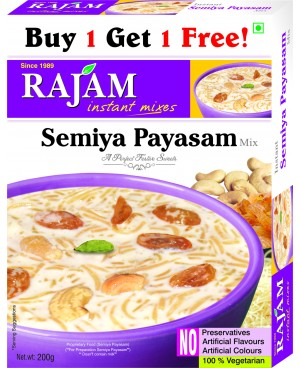 Rajam Semiya Payasam Mix 200g Box